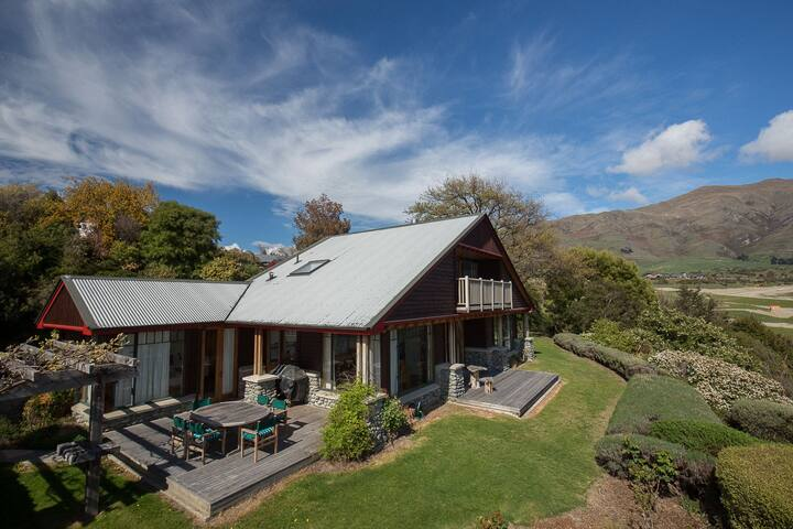 Release Wanaka - Bullock Creek Chalet - Wanaka - Huis