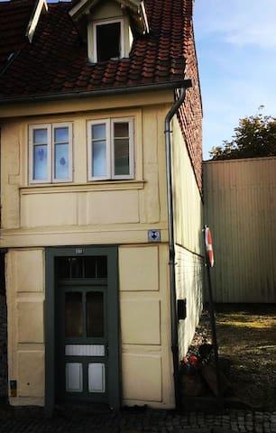 Kleinstes Haus von Blankenburg