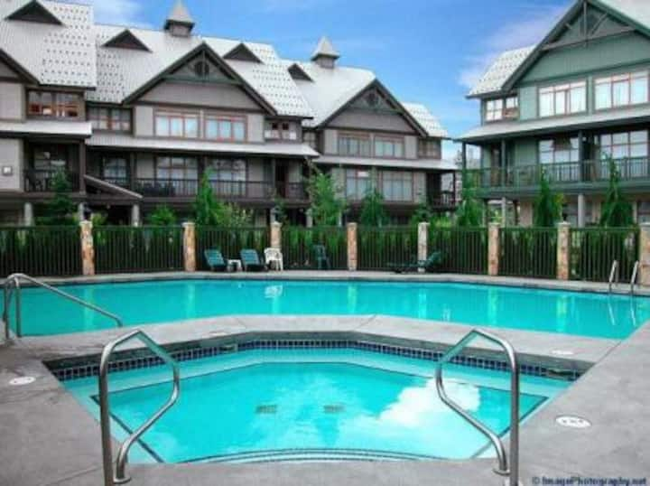 Ideally Located Townhome with Pool & HotTub