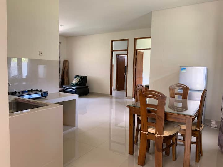 Villa Beringin- spacious space with a nice view
