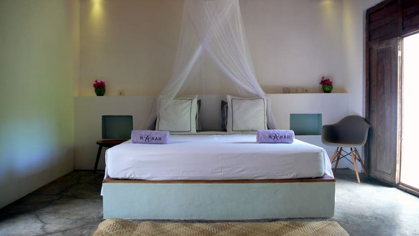 The Wahah Villas - Room Gardenia - Pemenang