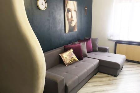 Дизайнерская квартира-студия в Логойске