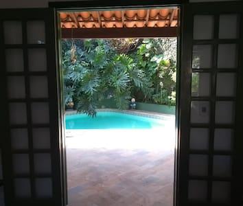 Casa Gê Hospedagem Familiar única em São Pedro