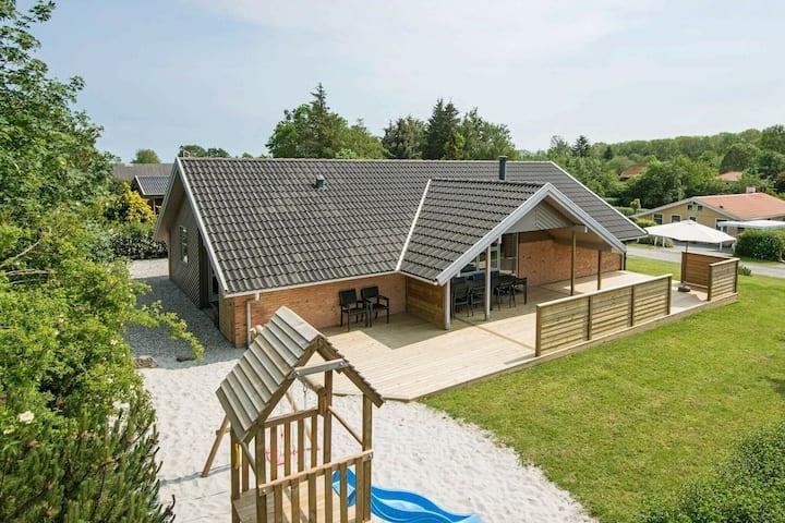 Elegant Holiday Home in Jutland with Sauna