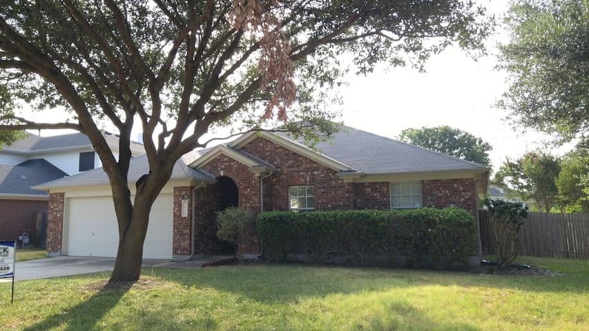 Quiet Home near the city - Round Rock - Casa