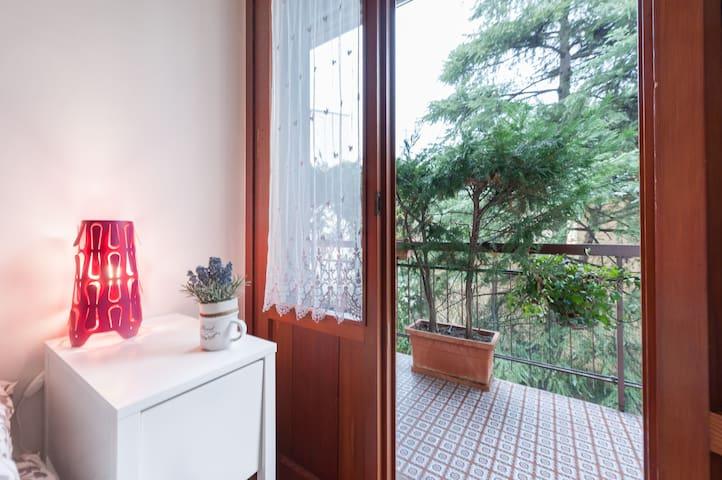 Semi central  cozy double  room