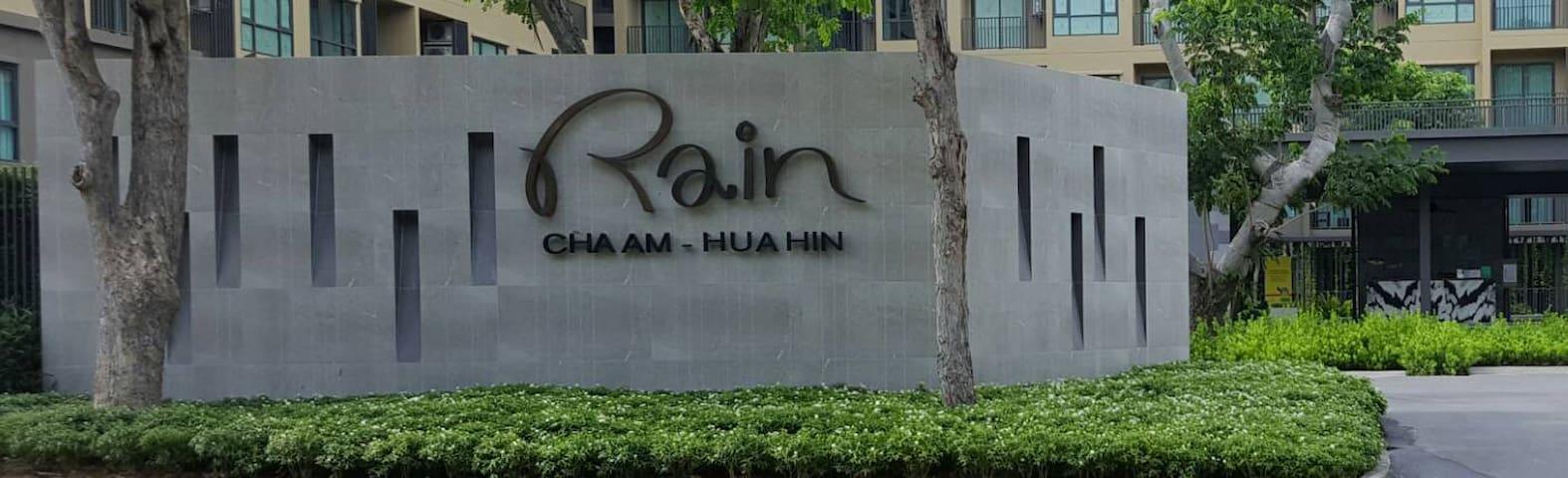 Rain Chaam-Huahin Condominium - Phetchaburi - Daire