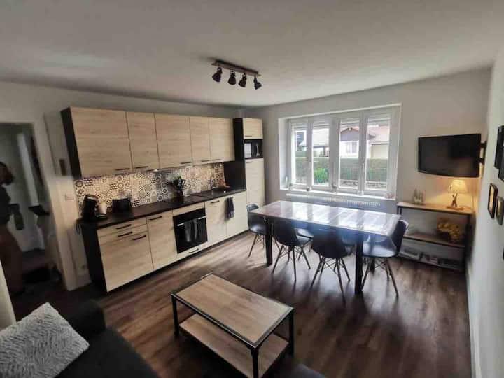 Appartement idéal famille centre de La Bresse ***