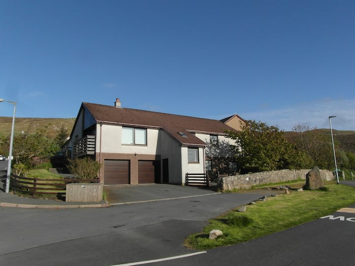 Cosy one bedroom accommodation in Lerwick.