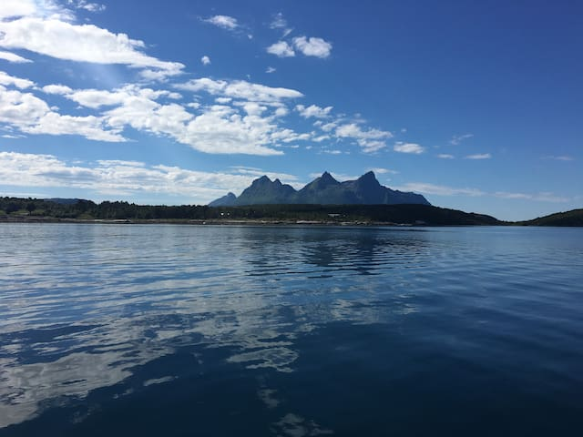 Experience the feeling of northern Norway@Hamarøy