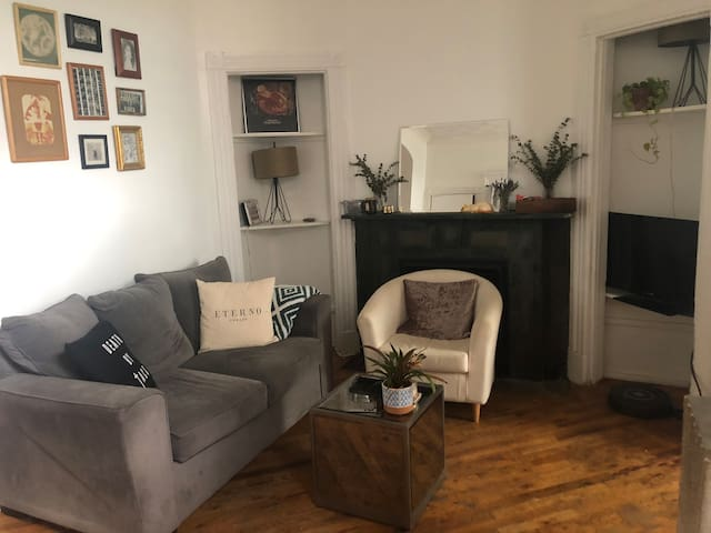 Small Bedroom in Sunny Clinton Hill 3BR Apartment!