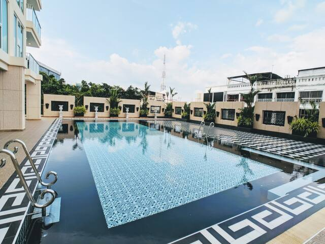 Great location at city center of Pattaya