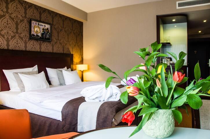 Hotel Verde - Pokój LUX