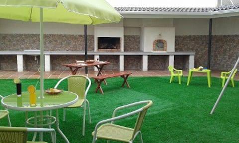 Casa con Jardín Privado Zarza de Granadilla