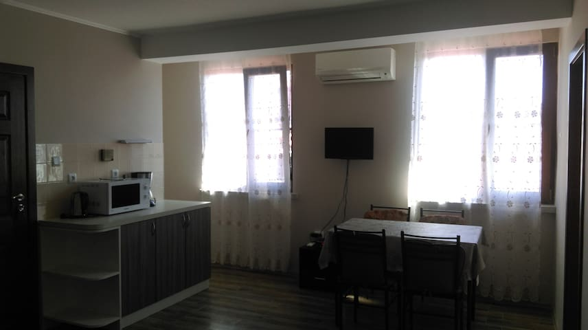 Apartments by the sea for rent in Pomorie Bulgaria