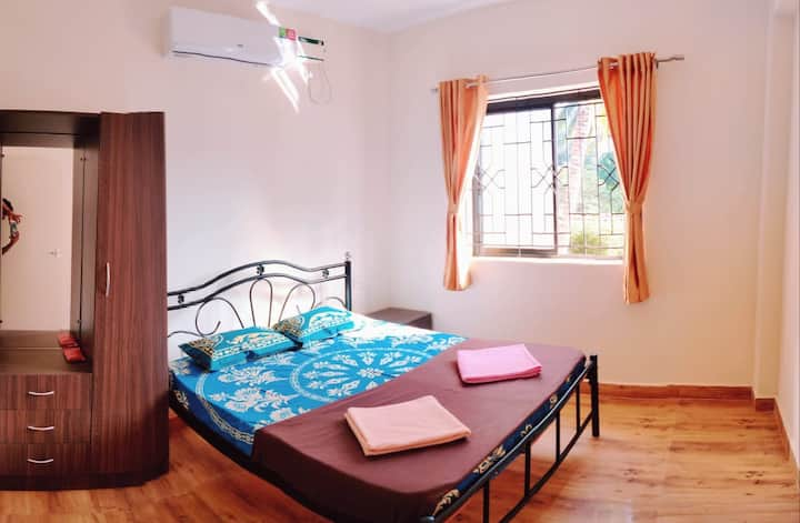 Aspire home 1BHK at Calangute
