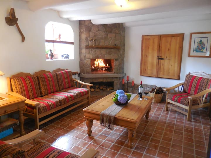 Cozy Cottage Sacred Valley Urubamba Cusco