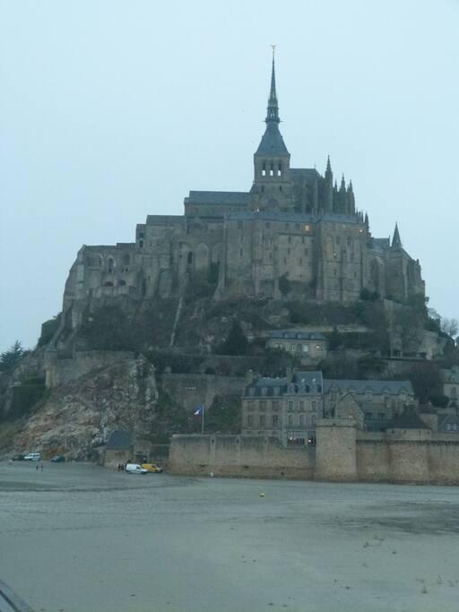 Mont st Michel 10min