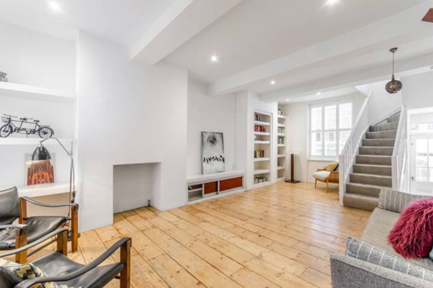 An Entire Georgian House in London - Houses for Rent in London ...