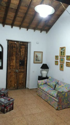 Comfortable room in a country house - Tegueste