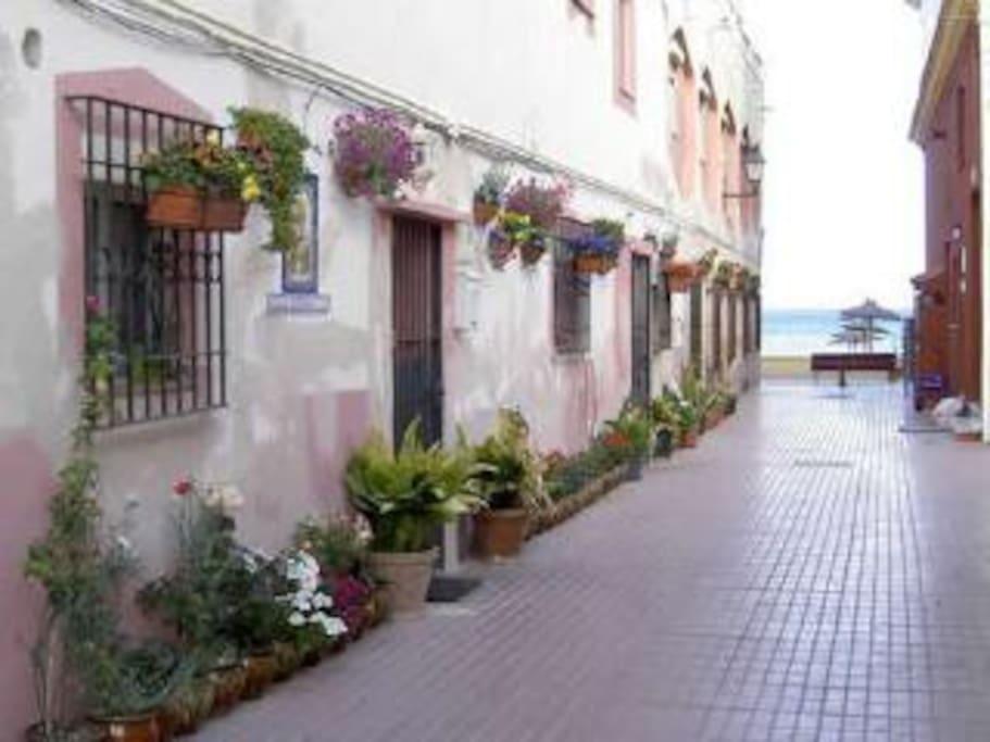 Street of Sabinillas