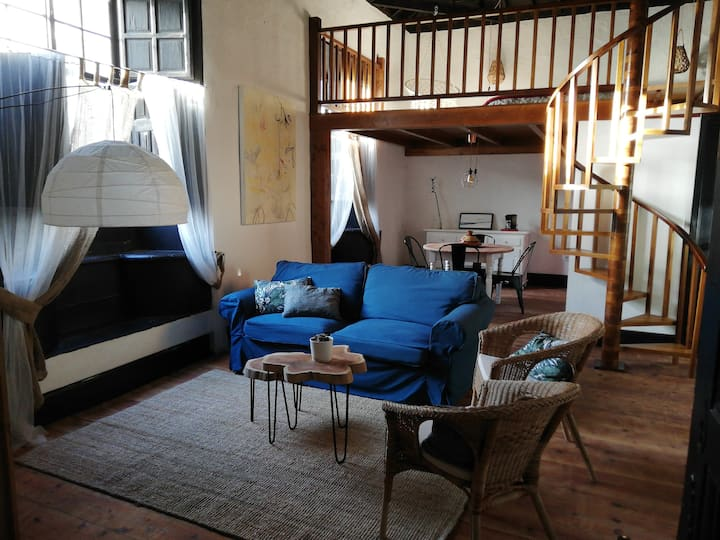 Loft con encanto/Charming loft