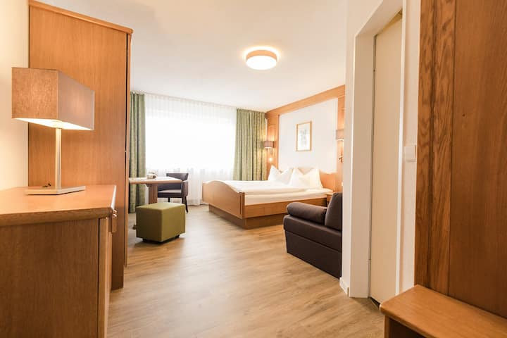 Landhotel Waldeck (Fremdingen), Doppelzimmer Classic