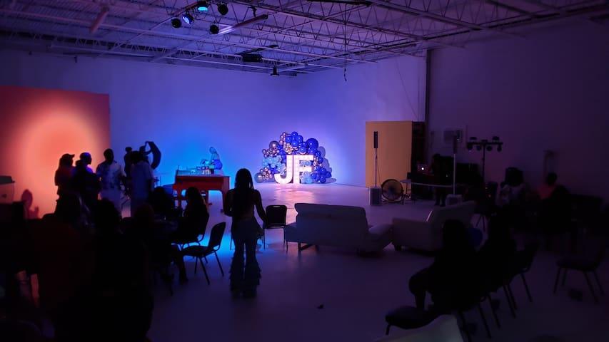 Unique Venue & Photography Studio