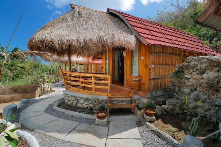 House Near Klingking Beach in Nusa Penida