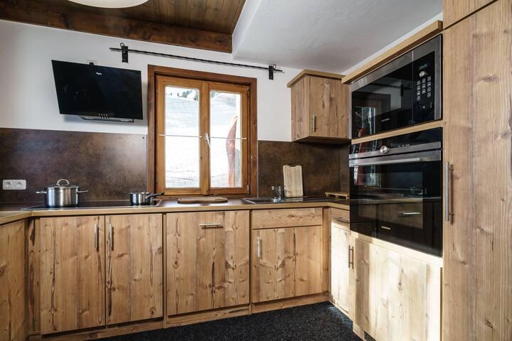 Luxury Holiday Home in Königsleiten with Sauna