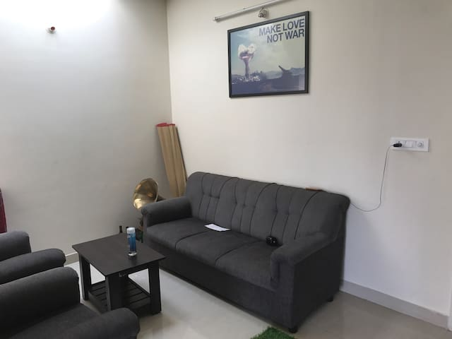 Small cozy apartment in HSR Layout - Bangalore  - Lakás