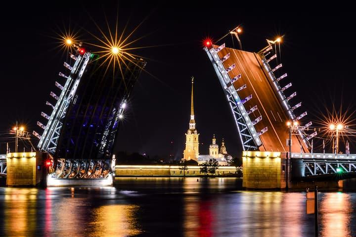 Санкт-Петербург. Студия на Литейном. Невский 12 м.