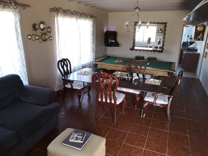 Casa con acceso gratis a la playa en Ensenada.