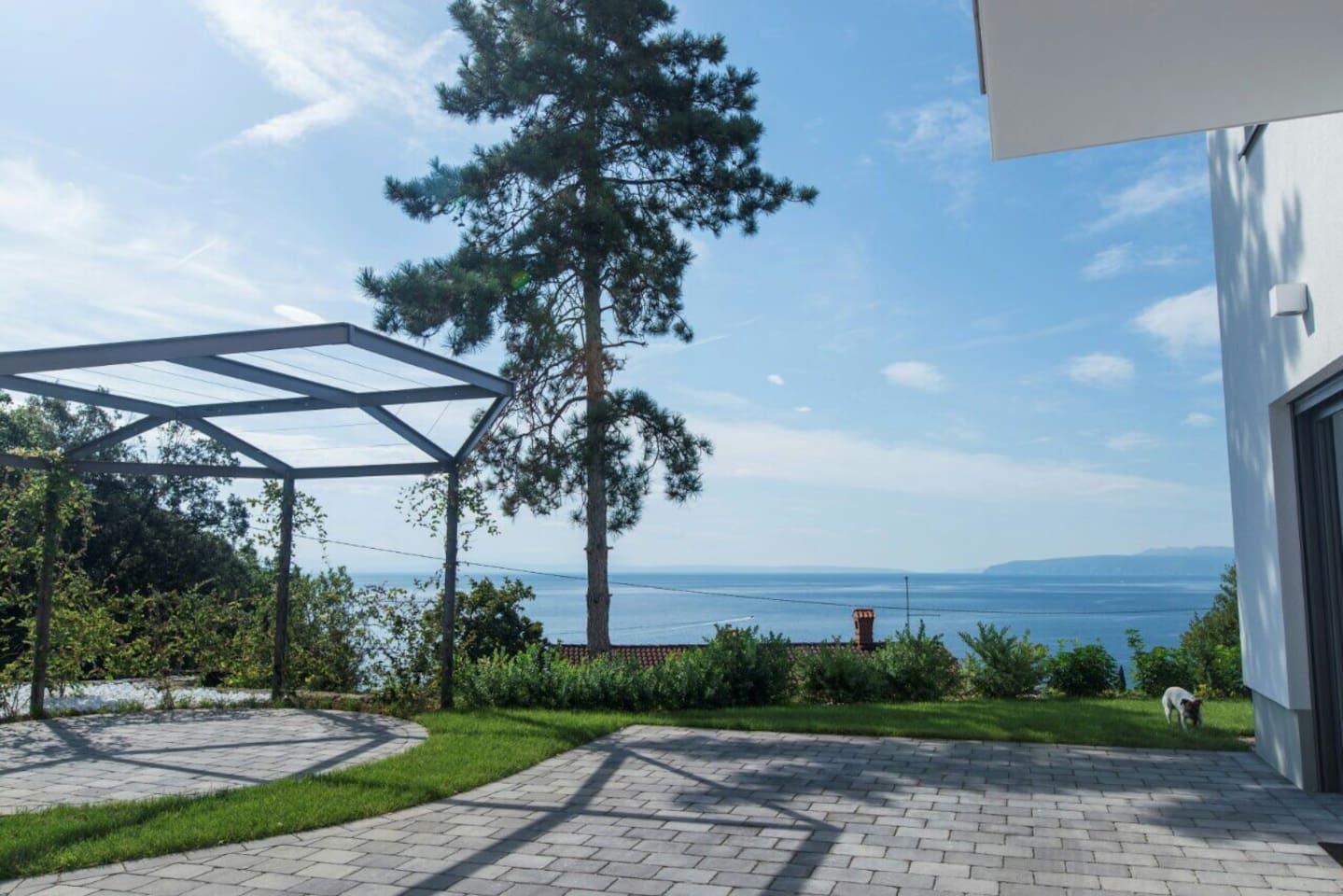 Kvarner bay view