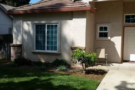 Great house for Medical & All Travelers! - Yuba City