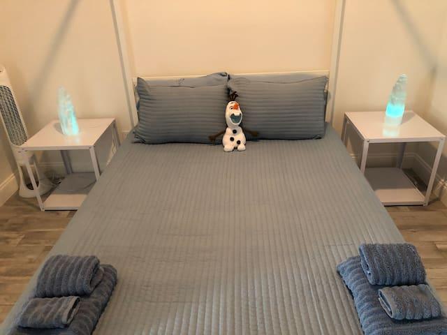 Olaf's Canopy Room Near Disney With A Pool