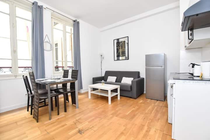 Appartement - 4P-Auteuil/Saint Cloud/Exelmans
