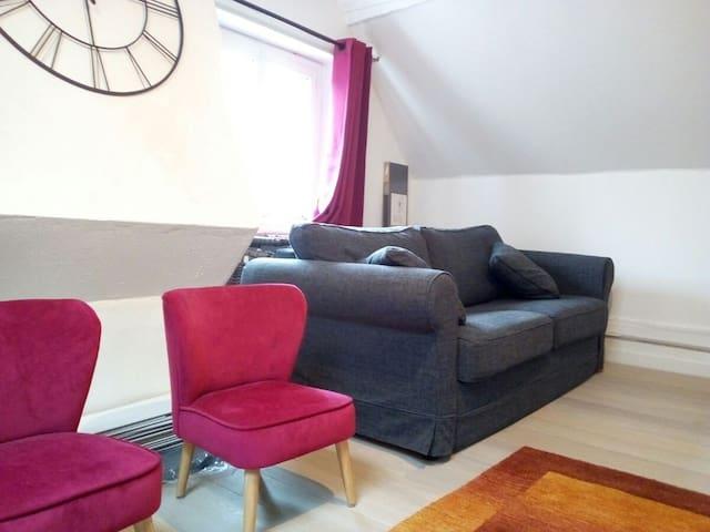 Appartement Basilique St Denis - Saint-Denis - Departamento