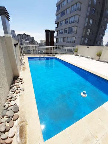 APARTMENT with POOL-  Palermo. Great location