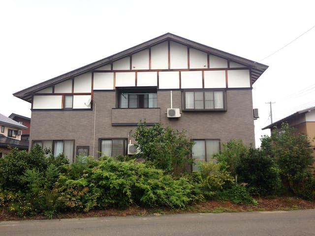 Near Jumonji station - Yokote - House