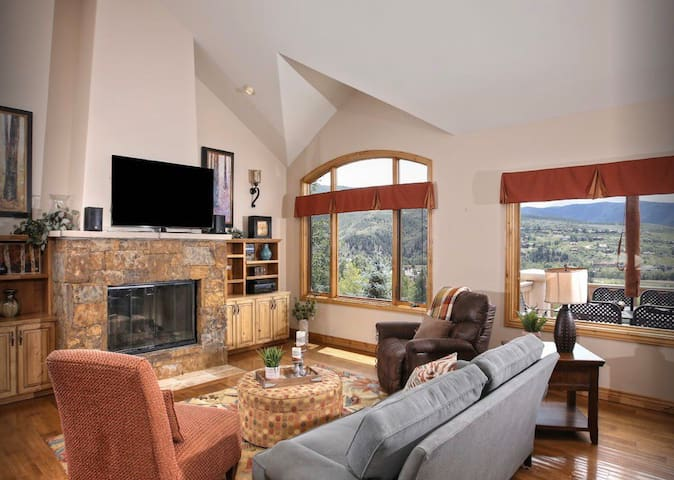 Luxury Long Term Vail Valley Rental