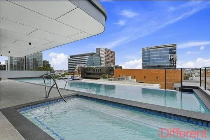 City stay with resort amenities