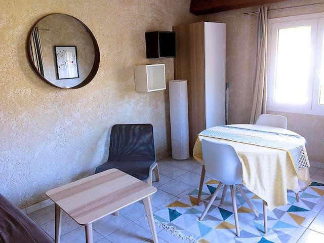 VillaVentd'Ouest3,Golfe St Tropez, 200mètres plage
