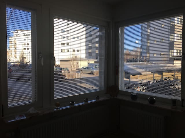 Perfect room with Sauna near city center