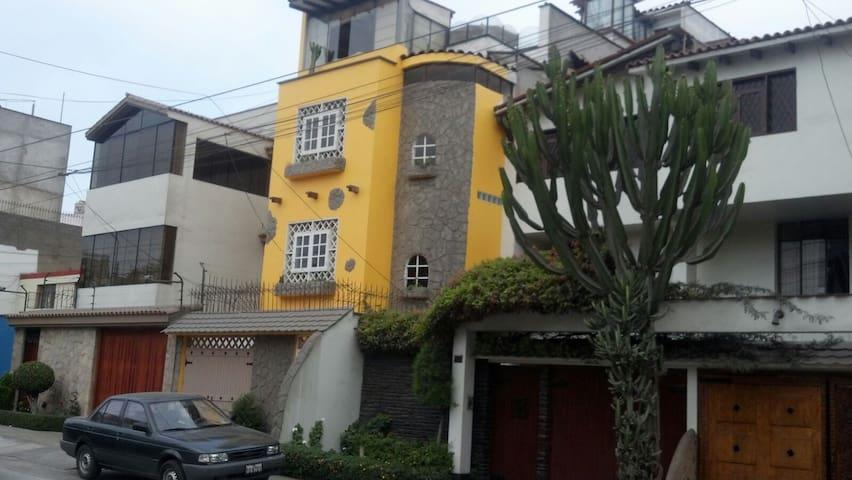 Alquilo Habitación Solo chicas - Distrito de Lima