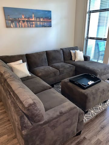 Cozy Upscale Midtown Condo Pool,Gym,Private entry!