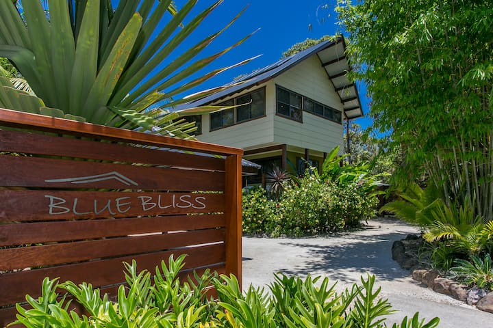Blue Bliss - entire property