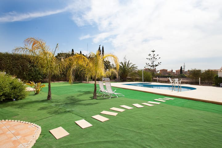 Beautiful Duplex Apartment with Private Pool