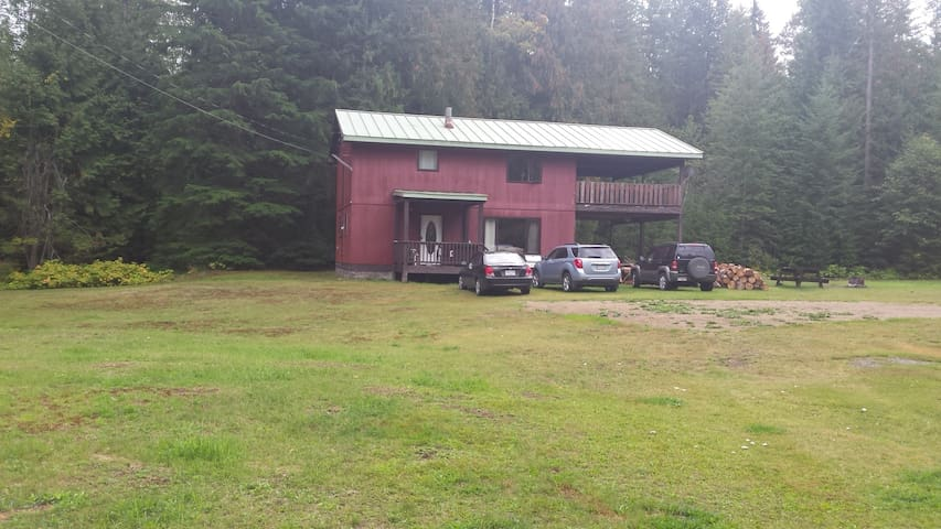 The Burton Guest House 5777 Highway 6 Burton BC