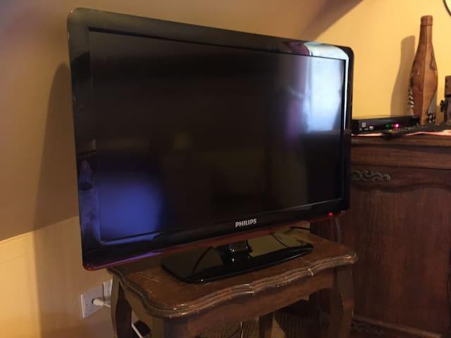 17 - Chambre TV